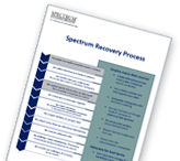 Spectrum Recovery Process